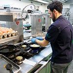 Cocina de El Corte Inglés de Albacete