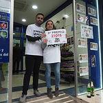 Fotos Administración Lotería Albacete premiada - número 21015