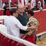 Brindis Antonio Ferrera - Feria Taurina - 12-09-18