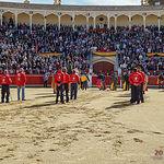 Coso de la Plaza de Toros de Albacete.