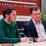 Cristian Cuerda, alcalde de Robledo (Albacete) (Ciudadanos). Foto: Manuel Lozano García / La Cerca