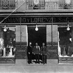 """Fachada del antiguo local de """"Amando y Lorenzo"""""""