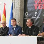 """Emiliano García-Page - Presentación de la exposición """"La Poética de la Libertad"""" - Catedral de Cuenca - 21-07-16"""