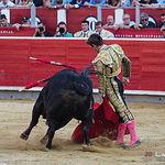 Fotos Feria Taurina - 13-09-18 - El Juli - Primer toro