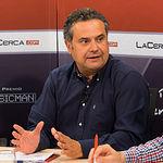 Manuel Miranda, director provincial de Agricultura, Medio Ambiente y Desarrollo Rural de la Junta de Comunidades de Castilla-La Mancha en la provincia de Albacete.