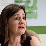 Nieves Roncero, presidenta a la Unión de Consumidores de España (UCE) en Albacete. Foto: La Cerca - Manuel Lozano Garcia