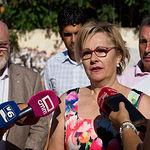Manuela Bellver, directora del colegio Reina Sofía de Albacete. Foto: La Cerca - Manuel Lozano Garcia