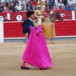 Sebastián Castella - Su segundo toro - 10-09-16.