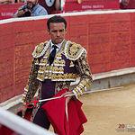 Brindis Antonio Ferrera - Feria Taurina - 12-09
