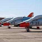 C-101 de la Maestranza Aérea de Albacete.