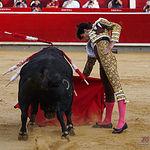 Fotos Feria Taurina - 14-09-18 - Álvaro Lorenzo - Primer toro