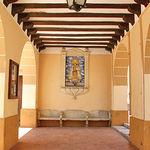 Sala de la Villa, uno de los edificios más emblemáticos de la población.