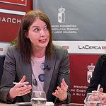 Emilia Parra, Dinamizadora Mesa de diálogo y gerente de  Vértice Cultural