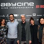 Abycine 2019, photocall del sábado. Fotos: Laura Vico Ruiz.