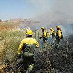 La nueva Ley de Montes dota a los responsables de extinción de incendios de la figura de agentes de la autoridad.