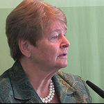 Gro Harlem Brundtland - Ex Primera Ministro de Noruega y Ex Directora Gral. Organización Mundial de la Salud - Ponente de la II Convención sobre Cambio Climático y Sostenibilidad