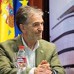 """Juan Trinidad Jiménez, autor y coordinador de la obra """"Mi Primer Diccionario de Economía y Finanzas"""""""