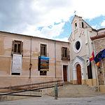 Museo de las Ciencias, ubicado en el antiguo Convento de la Merced.
