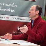 José María Tarjuelo, director del Centro Regional de Estudios del Agua