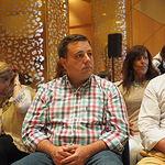 Manuel Serrano, alcalde de Albacete en la convención Municipal y Parlamentaria del PP-CLM