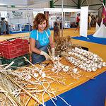 La Feria Internacional del Ajo de Las Pedroñeras constituye el pimer foro de encuentro entre los profesionales del sector.