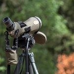 Telescopio terrestre usado por Agentes Medioambientales