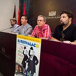 """Presentación de """"El Festivalaco"""" de Alcalá del Júcar"""