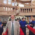 Valeriano Belmonte en la Semana Santa de Albacete