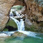 Serranía de Cuenca. Río Escabas. Foto Blog Magia Serrana.