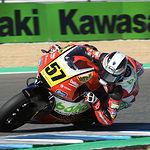 Edgar Pons líder Moto2.