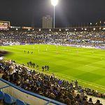 Real Zaragoza - Albacete Balompié.