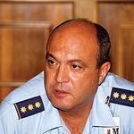 Coronel Carlos Caballero Parras, jefe de la Maestranza Aérea de Albacete.