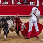 Feria Taurina Albacete 2019 - Segundo toro Rubén Pinar.