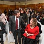 El presidente de Castilla-La Mancha, Emiliano García-Page, inaugura, en el Hotel NH, el I Encuentro de mujeres empresarias y emprendedoras de Castilla-La Mancha, organizado por la Junta de Comunidades, a través de la Consejería de Economía, Empresas y Empleo y el Instituto de la Mujer. (Fotos: José Ramón Márquez // JCCM)