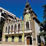 La Casa de Hortelano ha sido convertida en el Museo Municipal de la Cuchillería de Albacete.
