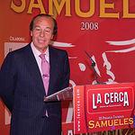 Muy emocionado, Samuel Flores se lamentó por no haber podido lidiar en la Feria de Albacete.