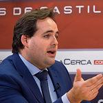 Francisco Núñez, diputado regional del PP en las Cortes de Castilla-La Mancha
