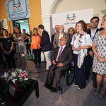 Entrega de los premios de COCEMFE en la Feria de Albacete 2019. Foto: La Cerca - Manuel Lozano Garcia