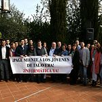 Tirado inaugura el Congreso Provincial de Nuevas Generaciones en Toledo