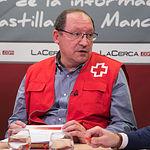 Francisco Gómez Moreno, Técnico del Plan de Empleo Cruz Roja Albacete