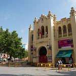 Plaza de Toros de Albacete. Foto: La Cerca - Manuel Lozano Garcia