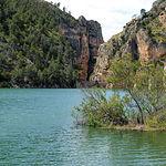 Pantano de Camarillas, en Albacete. Ésta es la única provincia de Castilla-La Mancha beneficiada por el programa