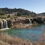 Lagunas de Ruidera, entre Albacete y Ciudad Real.
