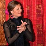 """Sara López """"La Canelilla"""". Foto: Fernando Sotoca."""