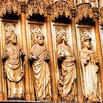 Detalle del Coro de la Catedral de Toledo, sin duda el más grandioso de la cristiandad.
