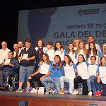 IV Gala del Deporte Alcázar de San Juan.