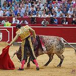 Fotos Feria Taurina - 17-09-18 - Alejandro Talavante - Primer toro