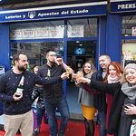 Fotos 3º Premio Lotería Navidad - Número 4.211 - vendido en Albacete