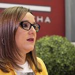 María Díaz, cabeza de lista de Unidas Podemos a las Cortes de Castilla-La Mancha por Albacete