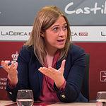 Carmen Picazo Pérez, portavoz del Grupo Municipal Ciudadanos en el Ayuntamiento de Albacete